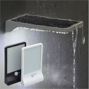 Waterproof IP65 3.8W Solar Powered LED Wall Lights pictures & photos