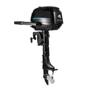 Good Efficiency Outboard Motor 4 Stroke 4HP pictures & photos