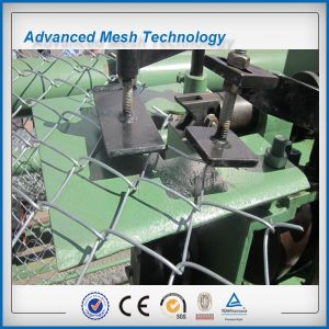 Chain Link Fence Mesh Weaving Machine pictures & photos