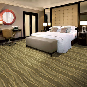 Liu Si - Polypropylene Bcf Organic Wall to Wall Carpet pictures & photos