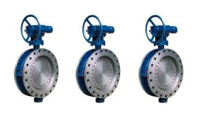 . Metal-Seal Butterfly Valve with High Quality