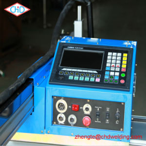 Cheap Portable CNC Plasma Cutting Machine pictures & photos