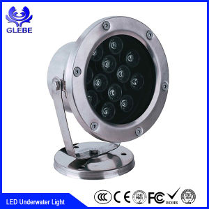 LED Underwater Light for The Swimming Pool and Water Pond pictures & photos