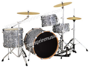 4 PC Drum Set/ Hot Sell/ Drum Factory/Cessprin Music/ (CSP402) pictures & photos