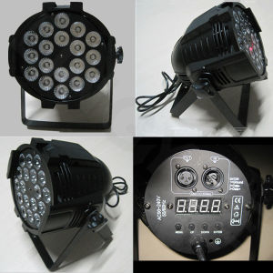 18X15W 5in1 DJ Stage Disco PAR Can LED Light pictures & photos