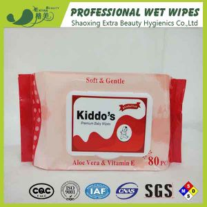 Nonwoven Baby Wipes OEM Wet Tissues pictures & photos