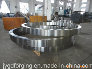 SAE4140 SAE4340 Steel Forging Large Size Ring pictures & photos