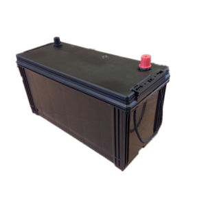 N100 95e41r 12V100ah JIS Standard Wet Charge SMF Automobile Battery pictures & photos