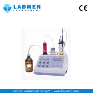 D-3A Automatic Electric Potential Titrator pictures & photos