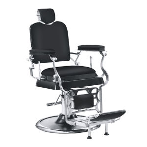 Luxury Man′s Barber Chair Salon Styling Chair Vintage Barber Chair pictures & photos