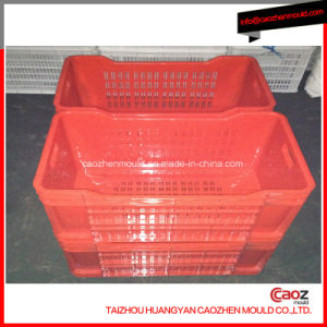 High Quality Plastic Injection Vegetable Crate Mould in China
