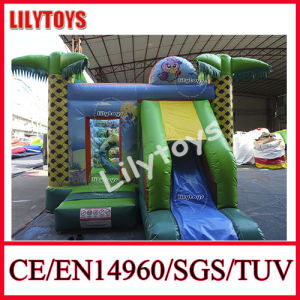Lilytoys Cheap Inflatable Moving Combo for Sale -- 0.55 mm PVC