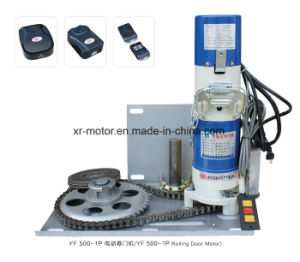 Yf 600 DC Rolling Door Motor pictures & photos
