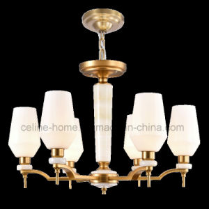 2017 New Design Classical American Style Metal Chandelier Lighting (SL2282-6) pictures & photos