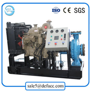 Good Quality High Efficiency End Suction Centrifugal Diesel Water Pump pictures & photos