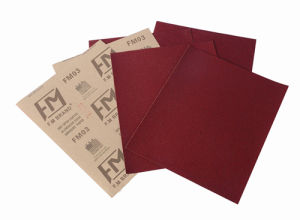 C-Wt Craft Paper Aluminum Oxide Abrasive Paper/Sandpaper FM03 pictures & photos