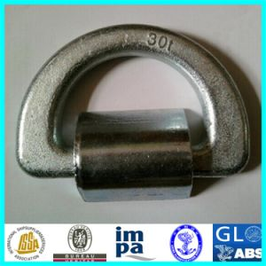 Drop Forged Weld-on Point D Ring pictures & photos