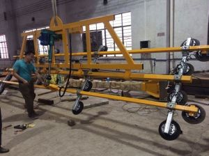 Large-Scale Electric Vacuum Lifter /Capacity 1800kg/Large Glass Transport Machine/20 Cup pictures & photos
