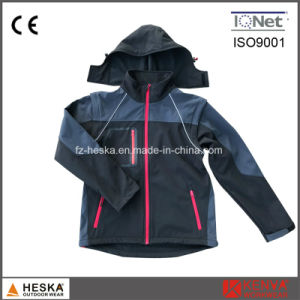 Popular Waterproof Mens Lightweight Softshell Jacket pictures & photos