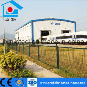 Metal Prefabricated Workshop for Repairing Train pictures & photos
