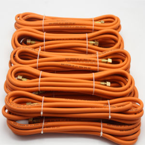 6mm W. P 300psi NBR Material Natural Gas Assembled Hoses pictures & photos