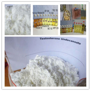Andriol Anabolic Injectable Steroids Testosterone Undecanoate for Muscle Building 500mg/Ml pictures & photos