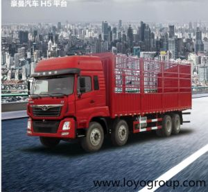 Sinotruk HOWO Cargo Transport Stake Semi Trailer pictures & photos