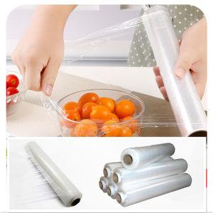 Plastic Transparent Moisture Proof Soft Food Cling Film pictures & photos