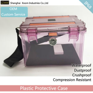 with Dryer Military Hard Case Clear Waterproof Detection Equipment Case pictures & photos