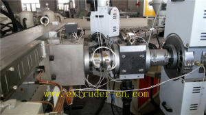 High Quality PC/PP/PE Multiwall Hollow Plate/ Grid Board Extrusion Line pictures & photos