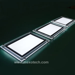 Cable Suspension LED Light Boxes with Magnetic Open pictures & photos