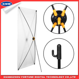 Top Quality Gear Wheel X Banner Stand for Advertising pictures & photos