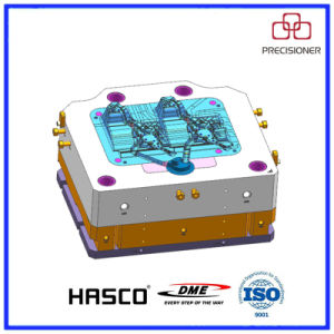 Custom Exported High Pressure Die Casting Injection Mold pictures & photos