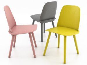 Modern Design Wooden Nerd Dining Chair pictures & photos