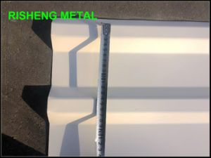 Color Coated Roofing Sheet After Corrugated Width 1060mm pictures & photos
