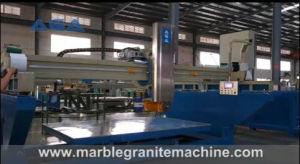 Bridge Cutting Machine for Max Cutting Size 3200X2000 mm Granite Slab Xzqq625A pictures & photos