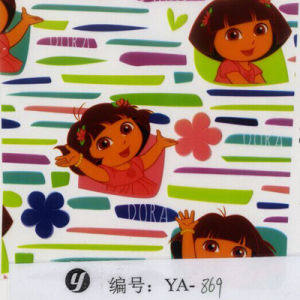Hot-Selling High Quality Happy Flower Ya-869 Water Transfer Printing Film pictures & photos