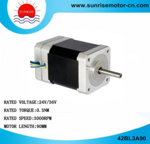 42bl3a90 DC Motor Electric Motor Low Voltage DC Motor BLDC Motor pictures & photos