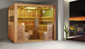 Newest Luxury Big Sauna Customized Room pictures & photos