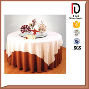 High Quality Hotel Banquet Table Clothes (BR-TC018) pictures & photos