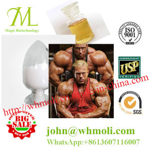 Hormone Raw Powder Testosterone Acetate for Bodybuilding pictures & photos