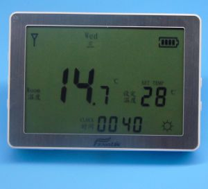 Programmable Gas-Fired Hung Boiler Thermostat for Control Centre 2 AA Batteries pictures & photos