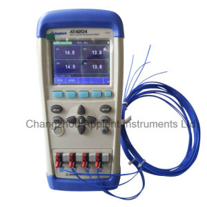 Supplier of Handheld Multi-Channel Temperature Meter (AT4208) pictures & photos