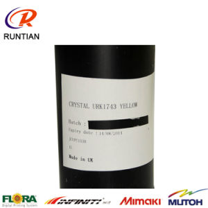 Original Sunjet UV Printing Ink UV Curable Ink for Flora Inkjet Printer pictures & photos