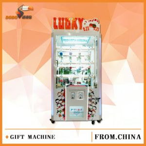Lucky Cutting Gift Machine Prize Amusement Game Machine Party Equipment pictures & photos