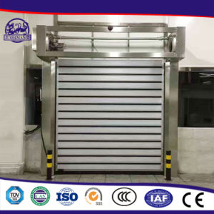 Professional Manufacture New Metal Industrial High Speed Rolling Door pictures & photos