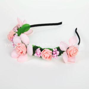 Fashion Artificial Flower Headband for Children