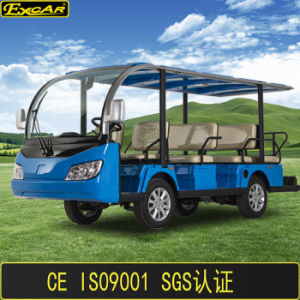 Hot Sale China 11 Seater Battery Power Sightseeing Bus pictures & photos