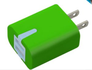 5.0V--2.1A/2.4A Mobile Charger with USB pictures & photos