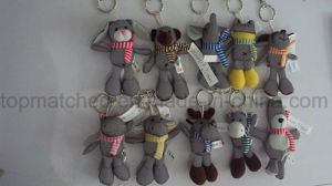 Colorful Soft Stuffed Plush Reflective Toy for Promotion Gift pictures & photos